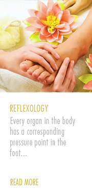 Amazonas Aromatherapy Reflexology Treatment
