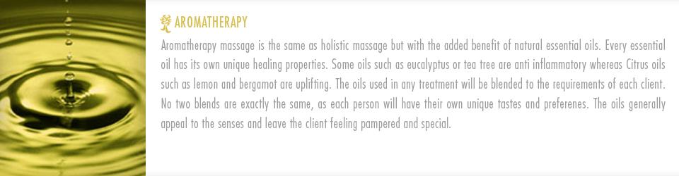 About Amazonas Aromatherapy Treatments