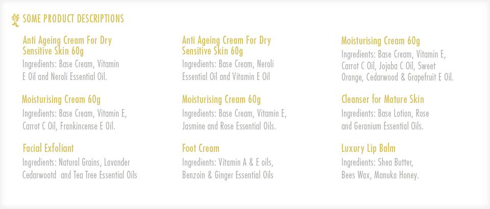 Amazonas Aromatherapy and Massage Products